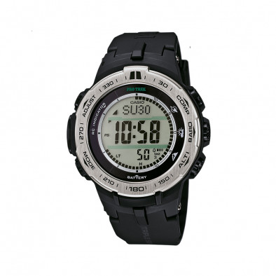 Мъжки часовник Casio Pro Trek със сив циферблат