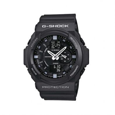 Мъжки спортен часовник Casio G-SHOCK черен с хронометър