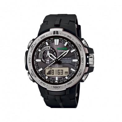 Мъжки часовник Casio Pro Trek с индикатор за нивото на батерията