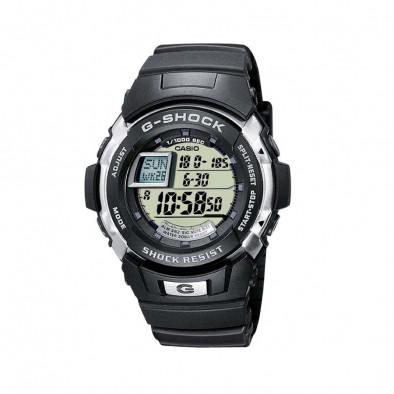 Мъжки часовник Casio G-SHOCK черен с 2 отделни таймера