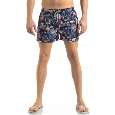 Шарен мъжки бански Tropical дизайн it250319-12 2