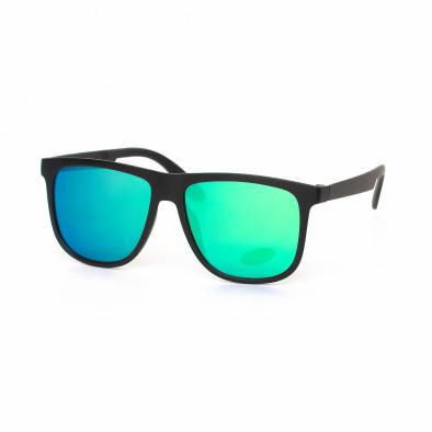 Traveler огледални очила в синьо-зелено it030519-43 2