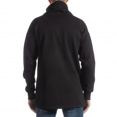 Oversized ватирана блуза с голяма яка it051218-42 3