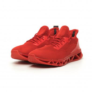 Мъжки маратонки Knife червено it050719-1 3