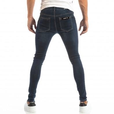Skinny мъжки сини дънки it240818-41 4