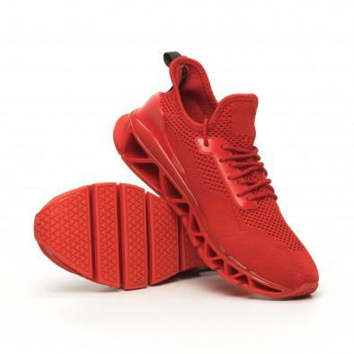 Мъжки маратонки Knife червено it050719-1 4