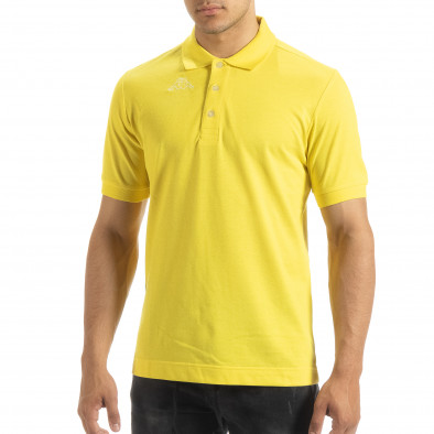 Мъжки polo shirt Kappa в жълто regular fit it120619-21 3
