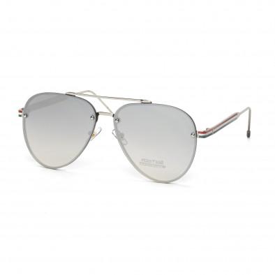 Пилотски очила с плоски стъкла огледални it030519-6 2