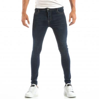 Skinny мъжки сини дънки it240818-41 3