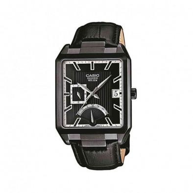 Мъжки часовник Casio Beside черен с двойно време