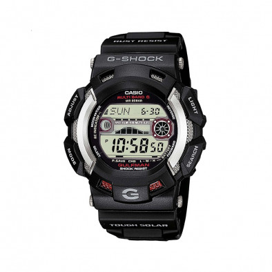 Мъжки спортен часовник Casio G-SHOCK черен с електронен дисплей