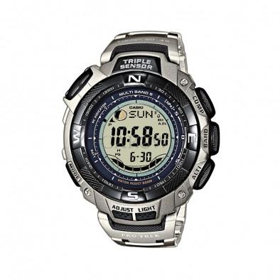 Мъжки часовник Casio Pro Trek  с етапи на изгрев и залез