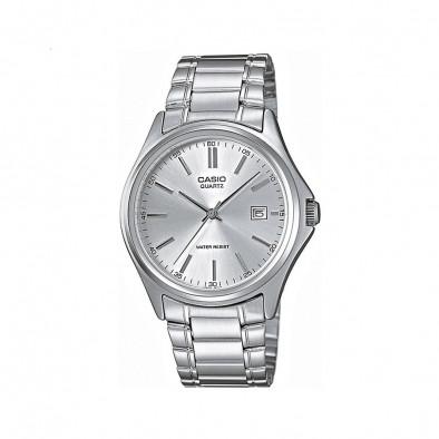 Мъжки часовник Casio Collection сребрист браслет от стомана