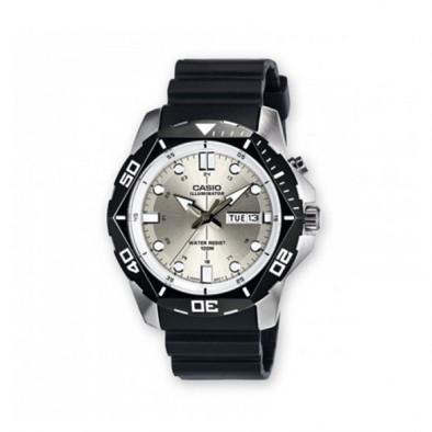 Мъжки часовник Casio Outdoor с черна каса и черна каишка