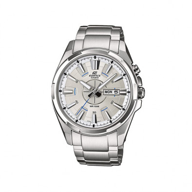Мъжки часовник Casio Edifice изцяло сребрист