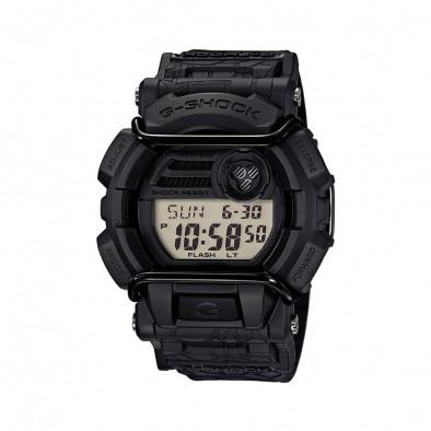 Мъжки спортен часовник Casio G-SHOCK черен с LED осветление