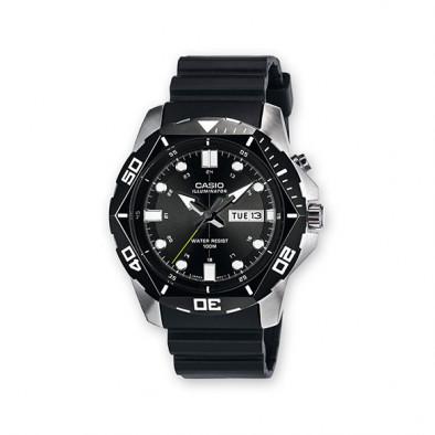 Мъжки часовник Casio Outdoor с черна полимерна каишка