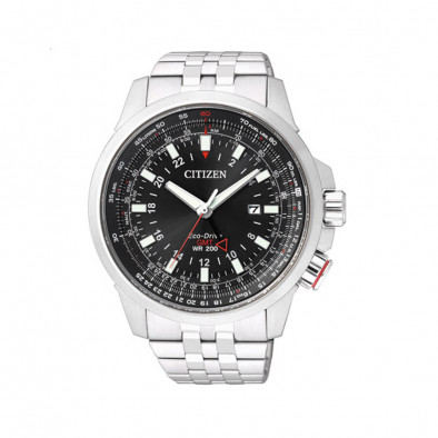 Promaster Pilot Eco-Drive GMT Men's Watch BJ7070-57E
