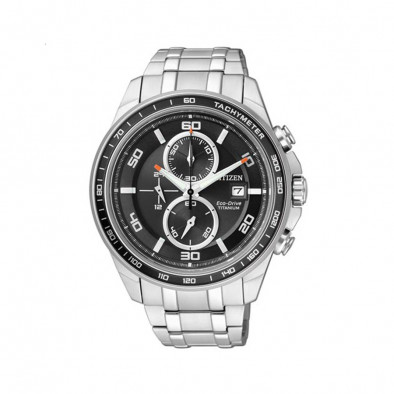 Eco-Drive Super Titanium Men's Watch CA0340-55E