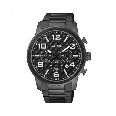 Men's Chronograph Steel Watch AN8055-57E