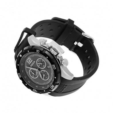Мъжки часовник DOXA Water N'Sports черен с бели детайли 7038010320 2