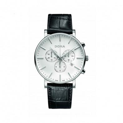 Мъжки часовник DOXA D-Light кварцов хронограф