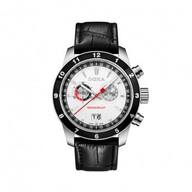 Мъжки часовник DOXA Grancircuit с швейцарски механизъм Ronda