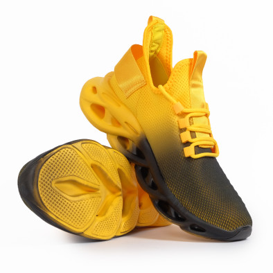 Мъжки маратонки Rogue жълт градиент it261020-1 4