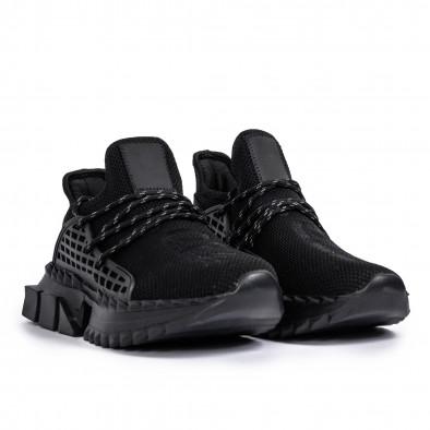 Мъжки маратонки Cubic All black it261020-5 4