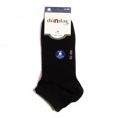 Мъжки черни къси чорапи il040621-47 2