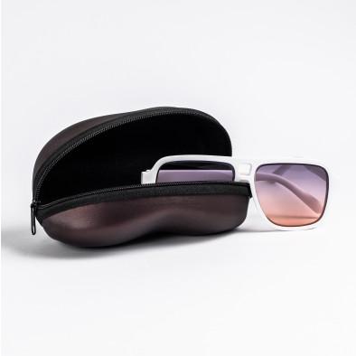 Калъф за очила кафяв металик il290720-2 3
