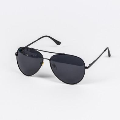 Basic пилотски слънчеви очила в черно il200720-7 2