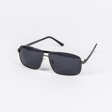 Черни слънчеви очила метална рамка il200720-14 2