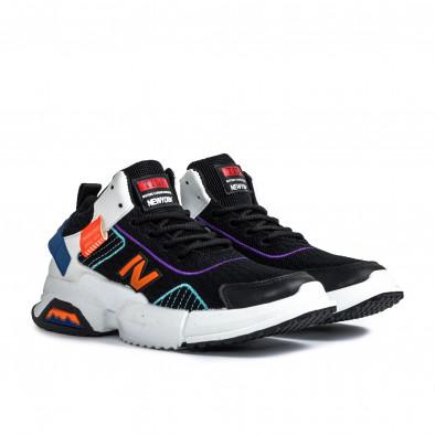 Комбинирани маратонки с цветни акценти gr270421-30 3