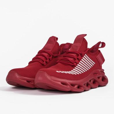 Мъжки маратонки Rogue в червено it270320-21 4