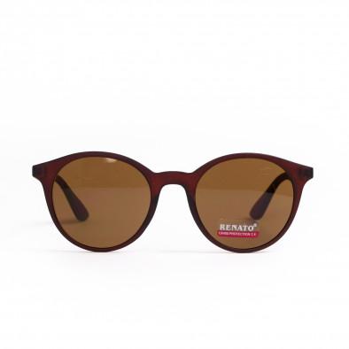 Basic кафяви очила пеперуда il200521-9 2