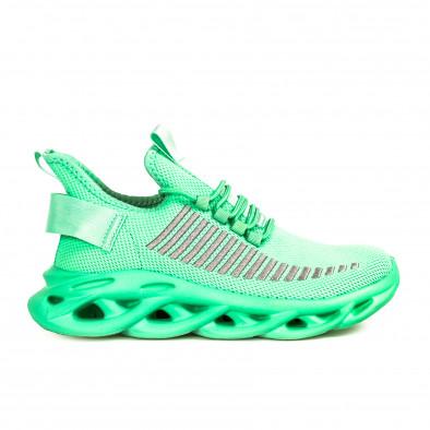 Мъжки маратонки Rogue цвят мента it051021-1 2