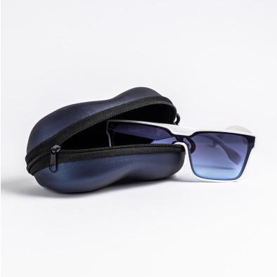 Калъф за очила син металик il290720-1 3
