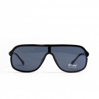 Очила овални тип маска в черно il200521-12 2