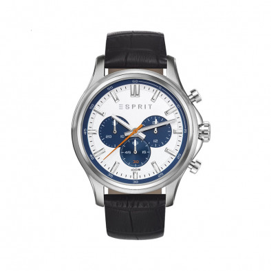Мъжки часовник Esprit със сини детайли по циферблата