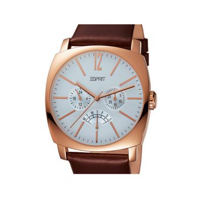 Мъжки часовник Esprit със златисти стрелки и индекси ES102291003 2