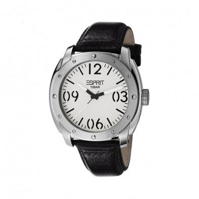 Мъжки часовник Esprit с черни индекси и цифри