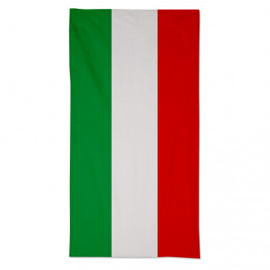 Плажна кърпа с Италианското знаме fm090714-4 2