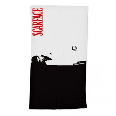Плажна кърпа със Scarface fm090714-7 2