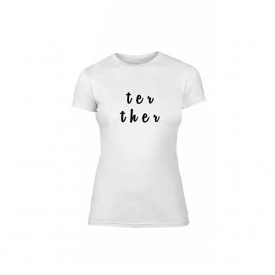 Дамска тениска Better Together, размер M TMNLPF131M 2