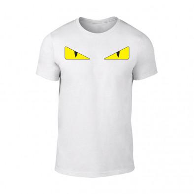 Мъжка бяла тениска Bird Eyes TMN-M-077 2