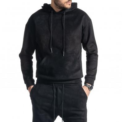 Мъжки спортен комплект изкуствен велур it010221-65 3