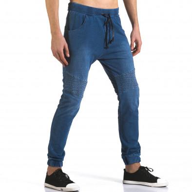 Мъжки потури син деним it110316-1 4