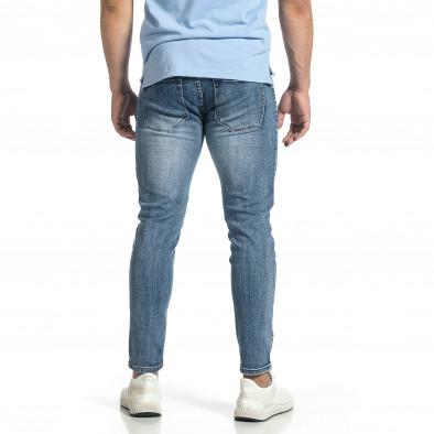 Мъжки сини дънки Vintage Capri fit it150521-38 4