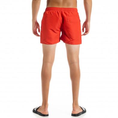 Basic мъжки червен бански it010720-38 3